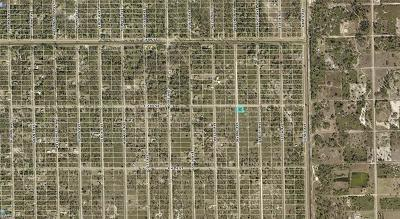 Lee County Residential Lots & Land For Sale: 4300 E 7th St