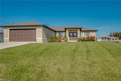 Cape Coral Single Family Home For Sale: 2208 NW 42nd Pl