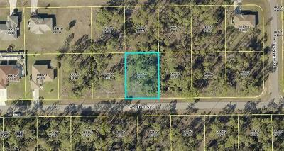 Lehigh Acres Residential Lots & Land For Sale: 941 Alcalde St E