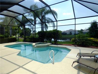 Fort Myers Single Family Home For Sale: 9012 Prosperity Way