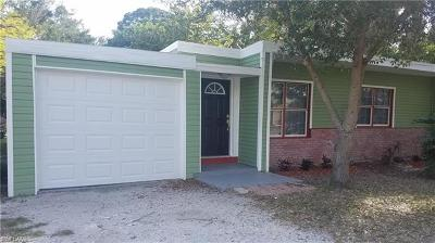 Lee County Rental For Rent: 1868 Hill Ave