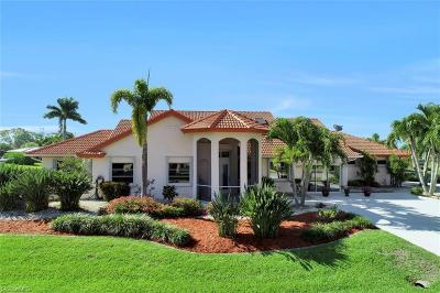 Cape Coral Single Family Home For Sale: 5125 Sunnybrook Ct