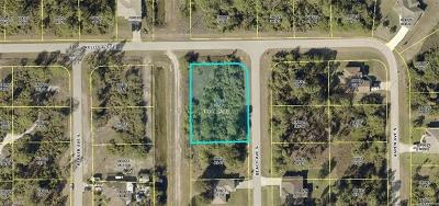 Lehigh Acres Residential Lots & Land For Sale: 506 Beach Ave S