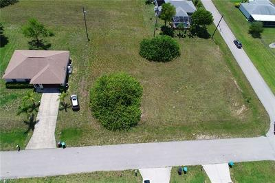 Cape Coral Residential Lots & Land For Sale: 2108 NE 15th Ave