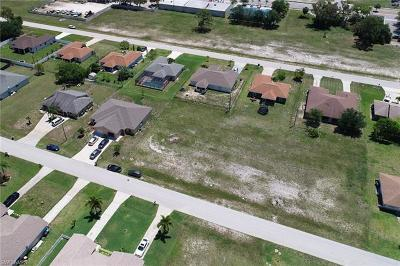 Cape Coral Residential Lots & Land For Sale: 3817 SW 8th Ct