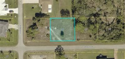 Lehigh Acres Residential Lots & Land For Sale: 2603 Leeland Heights Blvd E