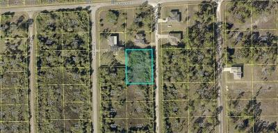 Lehigh Acres Residential Lots & Land For Sale: 510 Penton Ave S