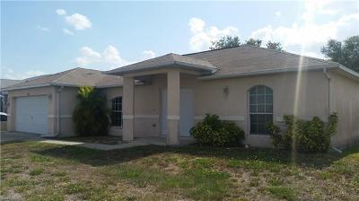 Cape Coral Single Family Home Pending With Contingencies: 1506 NE 7th Ave