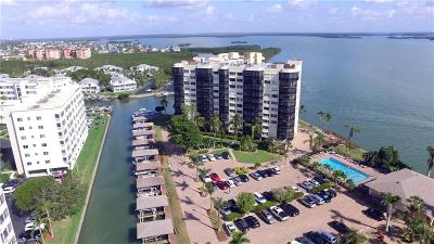Fort Myers Beach Condo/Townhouse For Sale: 4265 Bay Beach Ln SW #823