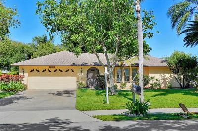 Cape Coral Single Family Home For Sale: 3838 Palm Tree Blvd