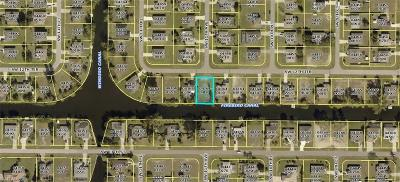 Cape Coral Residential Lots & Land For Sale: 1102 SW 12th Ter