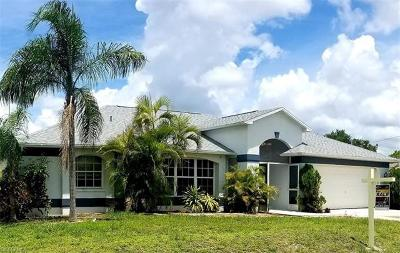 Fort Myers Single Family Home For Sale: 17444 Duquesne Rd