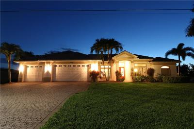 Cape Coral Single Family Home Pending With Contingencies: 5422 SW 20th Ave