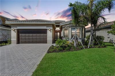 Fort Myers Single Family Home For Sale: 10041 Spicebush Ln