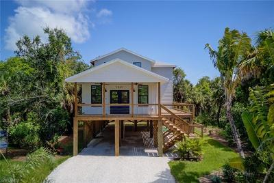 Sanibel Single Family Home For Sale: 2441 Shop Rd