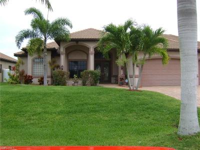 Cape Coral Single Family Home For Sale: 3625 NW 2nd St