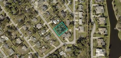 Fort Myers Residential Lots & Land For Sale: 19139 Evergreen Rd