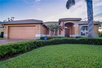 Fort Myers Single Family Home For Sale: 8884 Cypress Preserve Pl