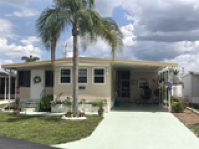 North Fort Myers Mobile/Manufactured For Sale: 138 Conestoga Trl