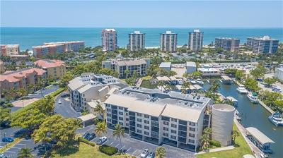 Fort Myers Beach Condo/Townhouse For Sale: 7317 Estero Blvd #110