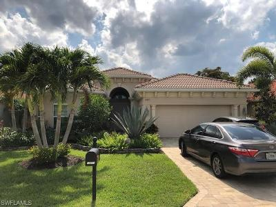 Estero Single Family Home For Sale: 19871 Maddelena Cir