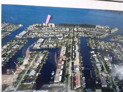 Cape Coral Condo/Townhouse For Sale: 4019 SE 20 Pl #801