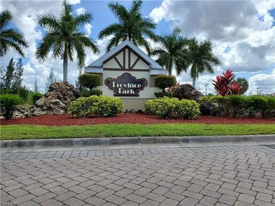 Fort Myers Condo/Townhouse For Sale: 3511 Milan Dr #104