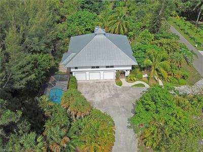 Sanibel Single Family Home For Sale: 9459 N Begonia Ct