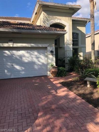 Bella Vida Single Family Home For Sale: 3549 Malagrotta Cir