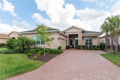 Fort Myers Single Family Home For Sale: 13874 Woodhaven Cir