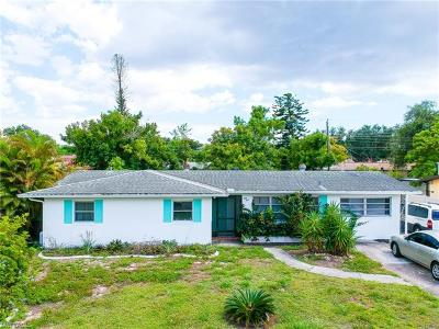 Fort Myers Single Family Home For Sale: 43 Broadway Cir