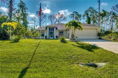 Lehigh Acres Single Family Home For Sale: 1045 Maxwell Ave S