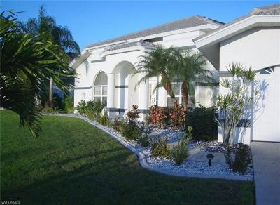 Cape Coral FL Single Family Home For Sale: $395,000