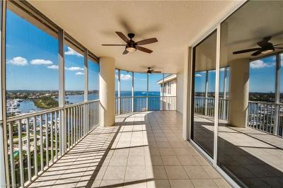 Fort Myers Condo/Townhouse For Sale: 14250 Royal Harbour Ct #1217