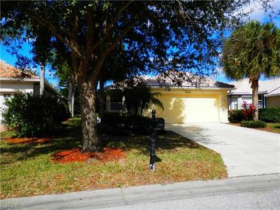Lehigh Acres Single Family Home For Sale: 2103 Oxford Ridge Cir