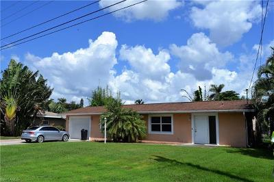 Fort Myers Single Family Home For Sale: 6099 Island Park Ct