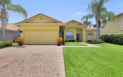 Estero Single Family Home For Sale: 20685 Torre Del Lago St