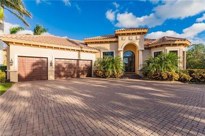 Bonita Springs, Cape Coral, Estero, Fort Myers, Naples Single Family Home For Sale: 18901 Knoll Landing Dr