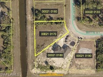 Lee County Residential Lots & Land For Sale: 1001 Albert Ave