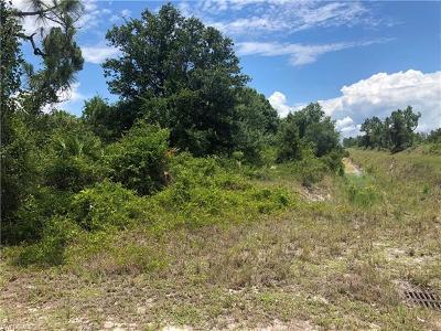 Lee County Residential Lots & Land For Sale: 1031 Maxwell Ave S