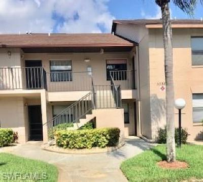 North Fort Myers Condo/Townhouse For Sale: 5735 Foxlake Dr #7