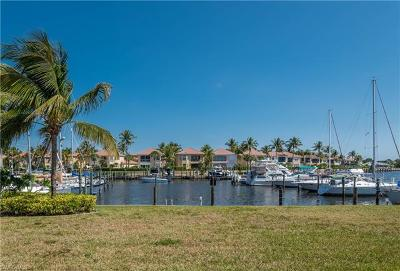 Burnt Store Marina Condo/Townhouse For Sale: 3230 Southshore Dr #36A