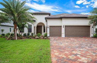 Fort Myers Single Family Home For Sale: 12637 Chrasfield Chase