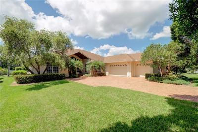 Fort Myers Single Family Home For Sale: 11 Catalpa Ct