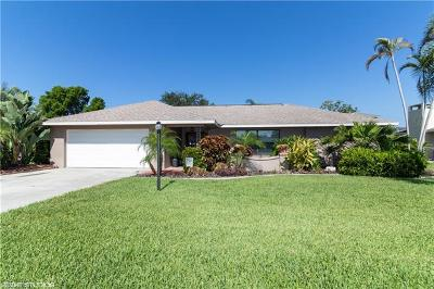 Fort Myers Single Family Home For Sale: 1518 Whiskey Creek Dr
