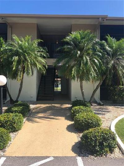 North Fort Myers Condo/Townhouse For Sale: 5716 Foxlake Dr #4
