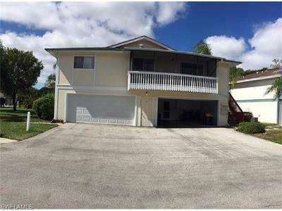 Fort Myers Condo/Townhouse For Sale: 5839 Vancouver Cir #3