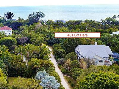 Sanibel Residential Lots & Land For Sale: 461 Sawgrass Pl
