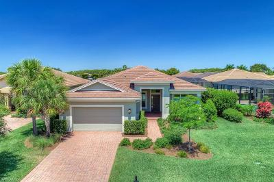 Fort Myers Single Family Home For Sale: 13881 Woodhaven Cir