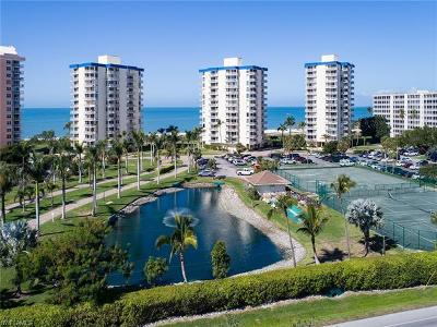 Fort Myers Beach Condo/Townhouse For Sale: 7300 Estero Blvd #101